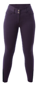 Equetech Shaper Breeches - Flattering Supportive - Grip Seat - 5 Colours - 24-36