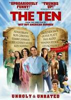The Ten (Unholy & Unrated) (2009) - DVD - VERY GOOD