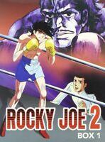 5 DVD ANIME TV ANNI 80 MANGA BOXE PUGILATO-ROCKY JOE/ASHITA NO JO 2 SERIE,BOX 1