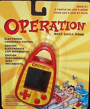 Basic Fun Operation Electronic Carabiner Edition New In Sealed Package