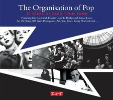 Organisation Of Pop:30 Years Of Zang Tuum Tumb. - 2 DISC SET - O (2014, CD NEUF)