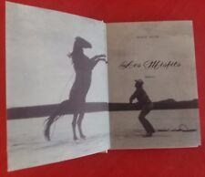 Livre LES MISFITS Arthur Miller MARILYN MONROE 1961 *