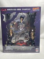 Sasuke Uchiha - Naruto Shippuden G.E.M. PVC Figure *New Open Box!