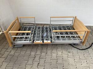 Völker Pflegebett Krankenhausbett elektrisch verstellbar