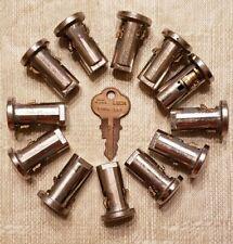 12 Gumballcandy Machine Screw Locks 2194 Fits Oak Northwestern Aampa Eagle