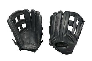 "Easton BLACKSTONE Series Baseball / Softball 12.75"" Fielder's Glove, RHT Only"
