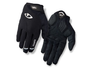 Giro Strada Massa Supergel Black Cycling Gloves - Women's Medium