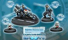 Infinity Nuevo y en caja Mercenarios-Yojimbo, mercenario espada