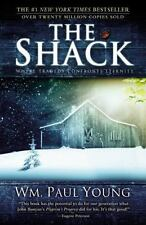 The Shack-Where Tragedy Confronts Eternity-William Paul Young-NOT LARGE PRINT