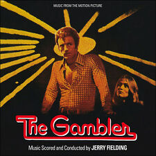 The Gambler - Complete Score - Limited 1000 - OOP - Jerry Fielding