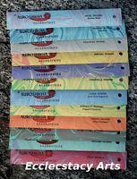 Auroshikha Assorted Incense Stick Sampler Mixed VARIETY SET 20 Packs = 200 Grams