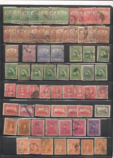 Lot of (312)...NEWFOUNDLAND, CANADA Stamps... Cancelled