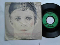 "Leo Sayer / The Show Must Go On 7"" Vinyl Single mit Schutzhülle"