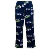 ed19ed80 Seattle Seahawks NFL Concepts Sports Wildcard Men's Pajama Pants ...