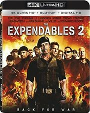 The Expendables 2 (4K Ultra HD)(UHD)(Atmos)
