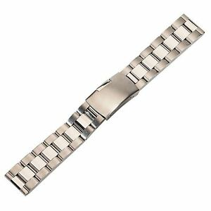 Stainless Steel Watch Band 18mm 20mm 22mm 24mm 26mm 28mm 30mm Metal Strap Belt