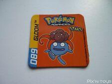 Magnet Staks Pokémon Advanced / 089 Gloom / Panini 2003 [ Neuf ]