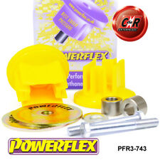 Audi S5 (2007 on) Powerflex Rear Diff Rear Bush Inserts PFR3-743