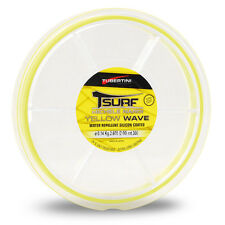 MONOFILO T-SURF YELLOW SIZE 0,24 MM TUBERTINI 300 MT PESCA SURF CASTING T SURF
