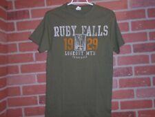 RUBY FALLS TENNESSE TSHIRT SIZE SMALL  WAS WORN A FEW TIMES