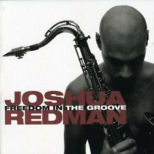 Joshua Redman - Freedom in the Groove [New CD] Manufactured On Demand