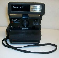 Polaroid One Step Close Up 600 Camera Tested and Working