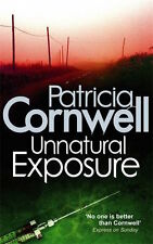Patricia Cornwell___Unnatural Exposure ____ NUOVO_FREEPOST UK