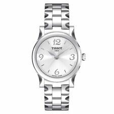 Tissot Swiss Made T-Wave Stylist-T Ladies' Stainless Steel Watch T0282101103700