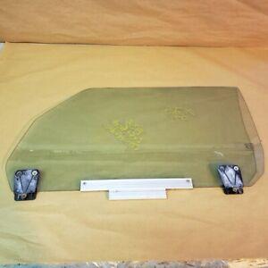 Jaguar XJS 1992-96 Convertible Original Left LH Door Window Glass Triplex OEM