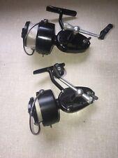 2x Vintage Garcia Mitchell 300 Fishing Reels