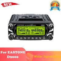 For ZASTONE D9000 Multiband FM Transceiver 50KM Car Walkie Talkie Mobile Radio*