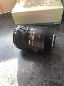 Nikon 24-105mm VR lens