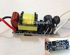 10pcs Dimmable 5-15x1W AC110V/220 LED Power Driver 300mA for LED Light Bulb