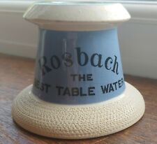 More details for rosbach table waters advertising pub match striker wardle & co 1900