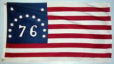 """Battle of Bennington"" Historical Flag Polyester 3' x 5' **NEW**"