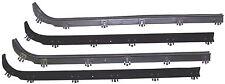 1975-1991 Ford Econoline van E150 E250 350 window sweep seals, belt line molding
