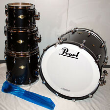 Pearl Masters Premium Maple MMP924XFP Black Pearl - Shell Set - NEU
