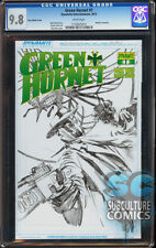MARK WAID GREEN HORNET #1 ROSS SKETCH VARIANT (1:25) - CERTIFIED CGC 9.8 - RARE