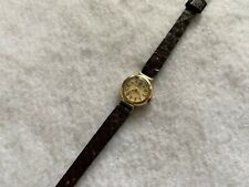Ladies Small Omega Mechanical Vintage Wind Up Watch