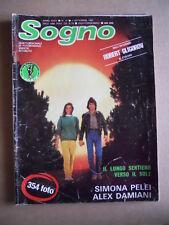 SOGNO Fotoromanzo n°17 1981 ed. Lancio  [G579]