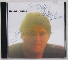 Halfway There by Brian James Sam Cooper Chris Gantry CD Christian Country SIGNED