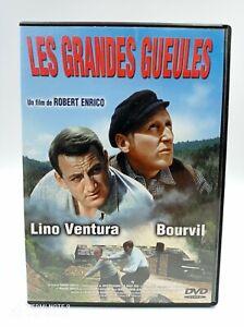 DVD The Large Gules Bourvil Lino Ventura France