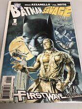 Batman/Doc Savage #1-One Shot Special(Unread 9.6-9.8)Dc Comics