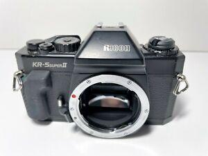RICOH KR-5 Super II 2 Film CAMERA BODY - SLR