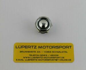 Edelstahl Starterknopf Starter Button Motorsport Racing  oldtimer Youngtimer