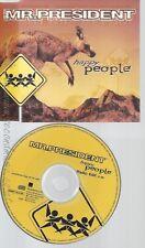 CD--MR PRÄSIDENT--HAPPY PEOPLE--PROMO