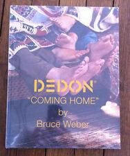 Bruce WEBER / Coming home / DEDON, 2010, rare