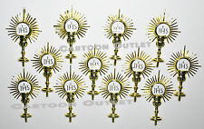 12 PC PRIMERA COMUNION FIRST COMMUNION CALIZ BOYS GIRLS BAPTISM RECUERDOS chaliz