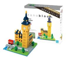 NEW NANOBLOCK BIG BEN Sites Nano Block Micro Sized Building Blocks Kawada BH-029