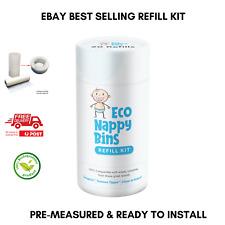 Nappy Bin Refill Kit for Tommee Tippee Sangenic - 10-40 Refills